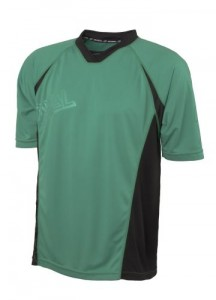 Pin It II Enduro FR Short Sleeve Jersey green