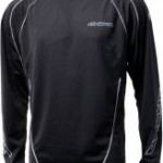 Predator Freeride All Mountain Jersey black-front